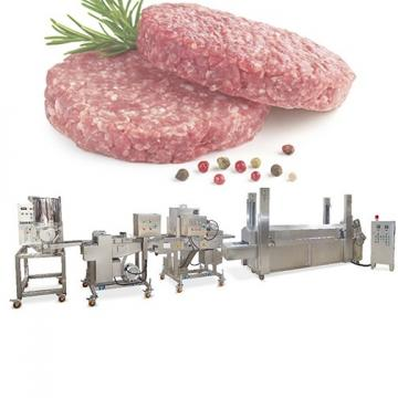 Automatic Hamburger Meat Pie Molding Machine for India Market