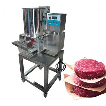 Hot Selling Hamburger Making Machine From China Manufacture