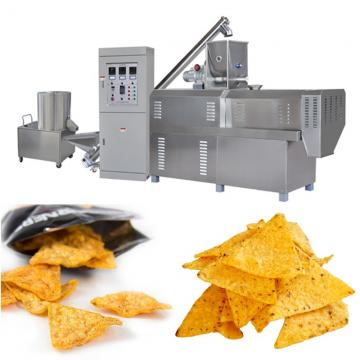 Automatic Doritos Tortilla Corn Chips Snacks Food Making Machinery