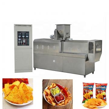 New Design Doritos Tortilla Chips Making Machine