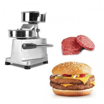 Automatic Mini Burger Press Square Hamburger Patty Maker