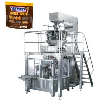 Paste Filling Sealing Machine Peanut Butter Packing