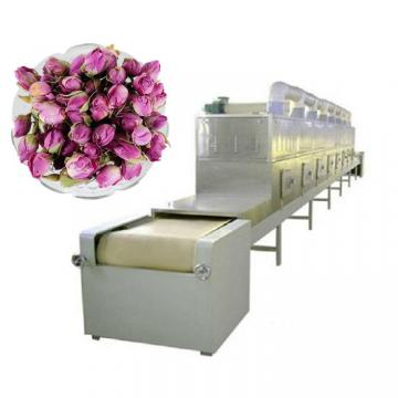 Industrial Belt Conveyor Continuous Microwave Fish Dryer Drying Machine