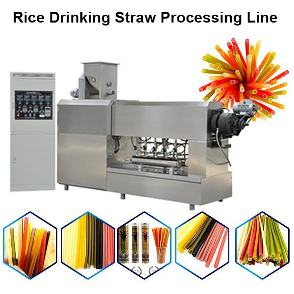 Disposable Drinking Straws Processing Line #1 image