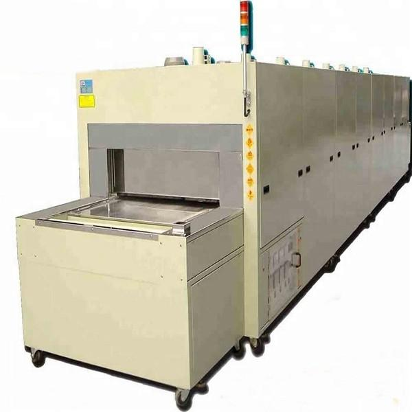 Large Industrial Continuous Tunnel Microwave Dryer #1 image