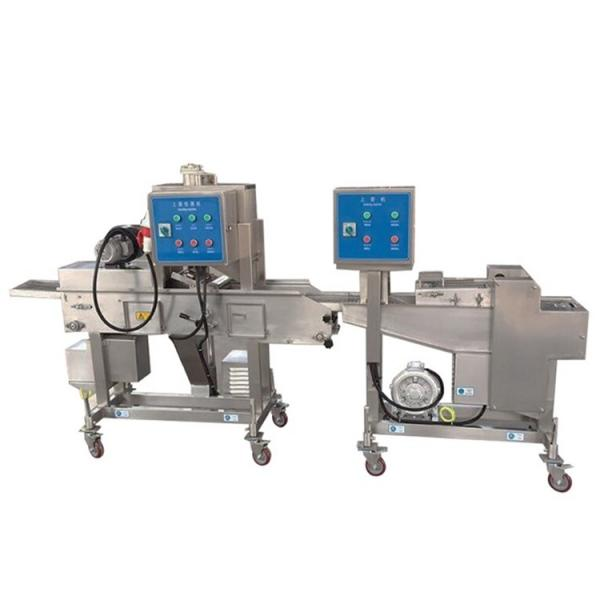 Automatic Sweets Food Paper Cardboard Packaging Hamburger/Burger Box Folding Making Machine Manufacturers for Sale (AS-800B) #1 image
