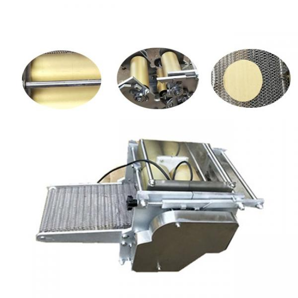 Commercial Indian Pancake Machine/ Arabic Pita Bread Machine for Bakery #1 image