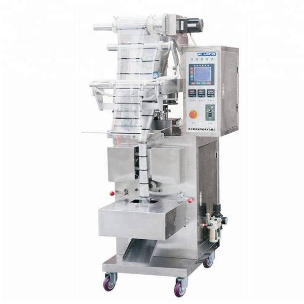 China Cheap Price Multi-Row Biscuit on Edge Flow Packaging Machine #1 image