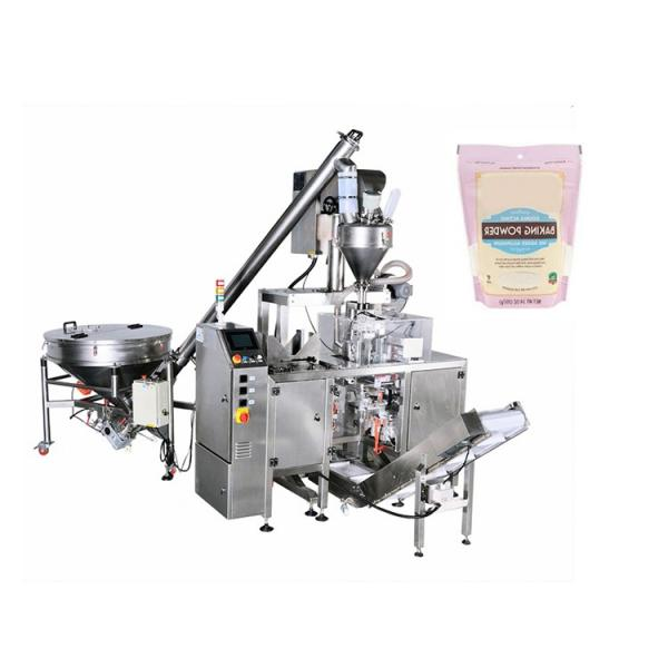 Lw China Shanghai Full Automatic Abalone Meat Luncheon Beef Meat Paste Canning Packaging Machine #1 image