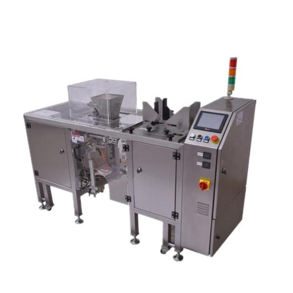 Automatic China Made Potato Chips Vertical Packaging Machine Jy-398 #1 image