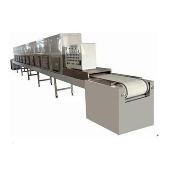 Microwave Continous Conveyor Belt Sterilizer Dryer Food Vacuum Drying Machine #3 image