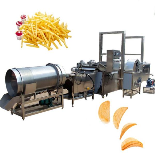 Peanut/Coffee Beans/Rice/Tea/Candy/Potato Chips/Snacks/Food Automatic Vffs Vertical Packing Packaging Machine #3 image