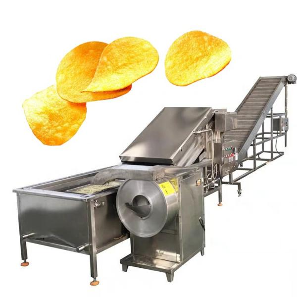 Automatic Potato Chips/Popcorn/Beans/Seeds/Rice/Vegetable/Fruit Packaging Machine, Banana Slices Nitrogen Puffed Food Packing Machine #2 image