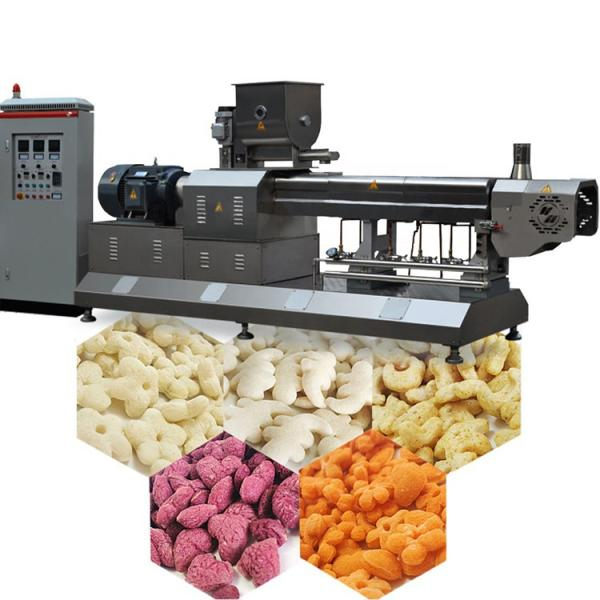 Mechanical Hand PS Foam Food Container Production Line #3 image