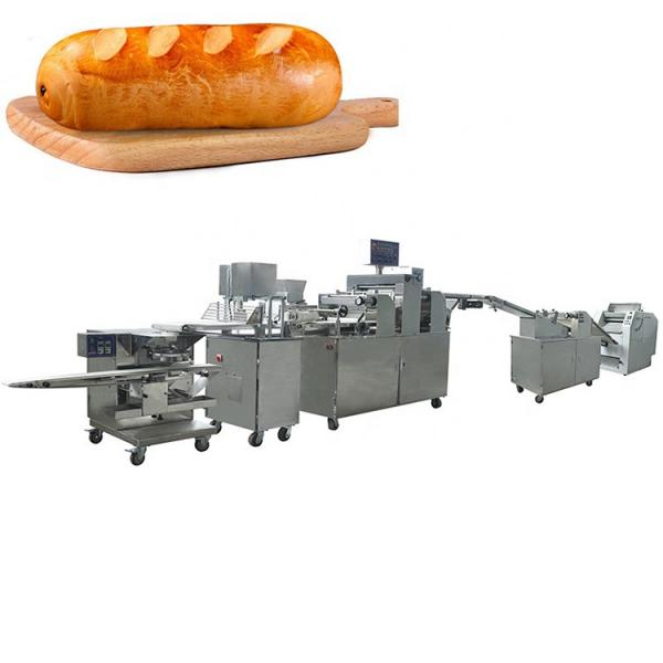 Waffer Pita Bread, Cake, Toast, Troissants Production Line for Bakery #1 image