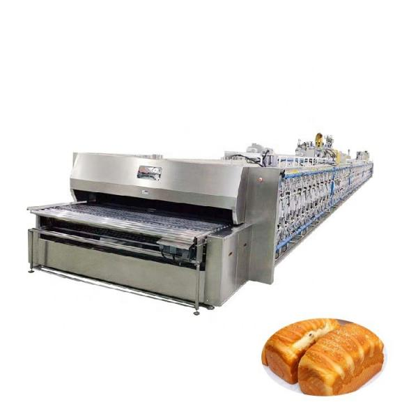 Bread Bakery Equipment Stainless Steel Biscuit Production Line #1 image